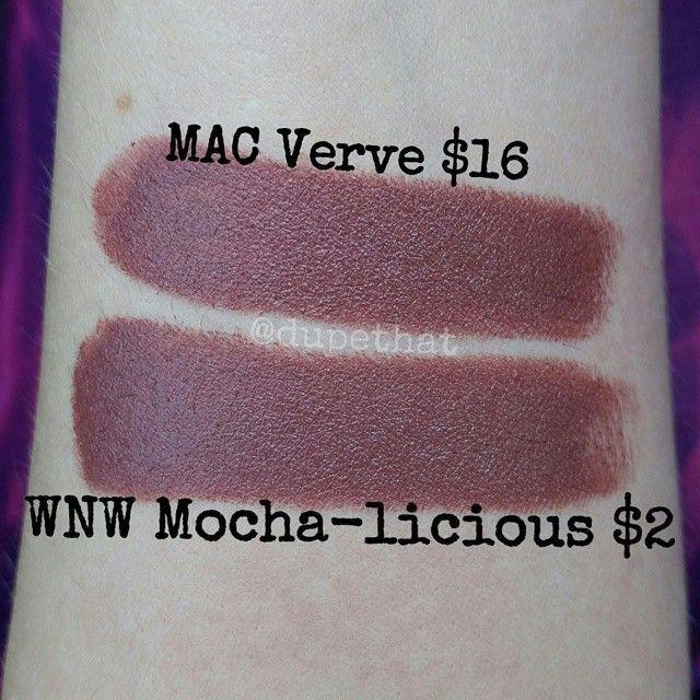 Mac lipstick dupes, Mac verve dupe, khadija beauty