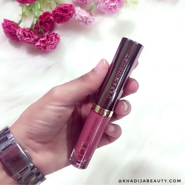 urban decay vice liquid lipstick trivial review & swatches