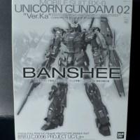 MG RX-0 Unicorn Gundam 02 Banshee Ver Ka