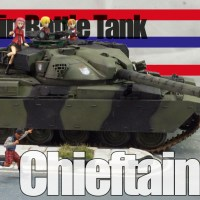 Takom 1/35 Chieftain MK.11 St. Gloriana Edition (Girls und Panzer)