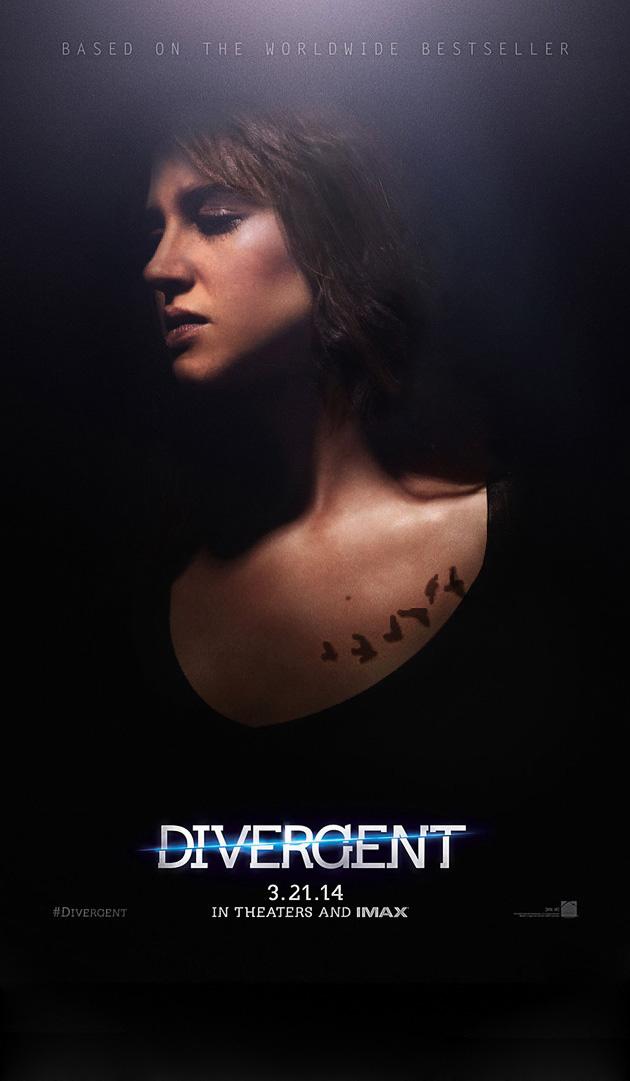 Erin Divergent Poster