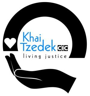 Khai Tzedek Logo