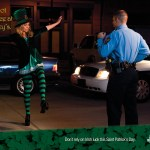 ST. PATRICK'S DAY DUI CHECKPOINTS