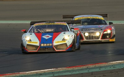 Khaled reflects on his Dubai 24h endurance race debut