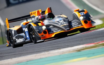 Khaled takes chequered flag for Kuwait in his European Le Mans Series debut