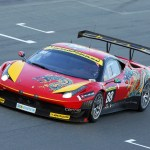 Khaled Confirms Dubai 24hr Entry With Dragon Racing Ferrari 458 Gt3 Khaled Al Mudhaf Gforce Racing