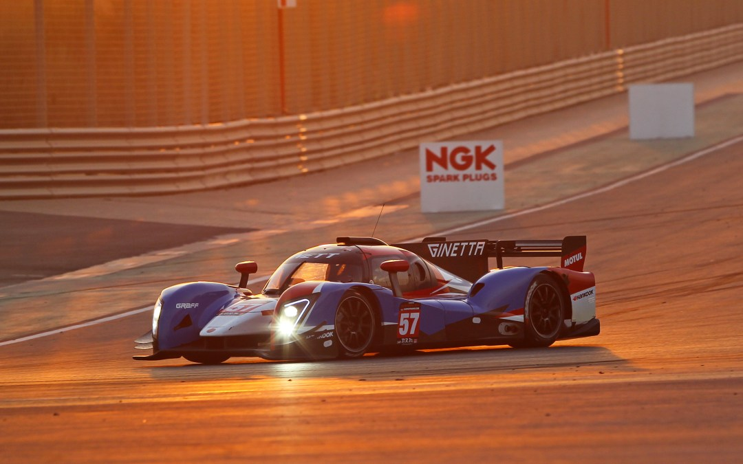 Podium result in Prototype 3×3 Endurance race at Dubai Autodrome