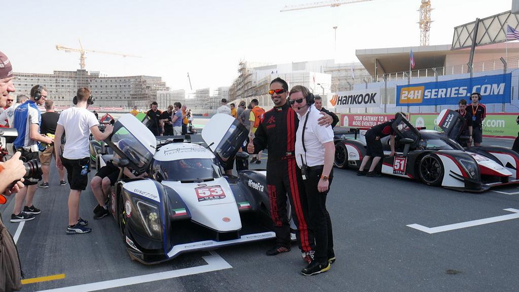 3x3 LMP Prototype Race Dubai 1