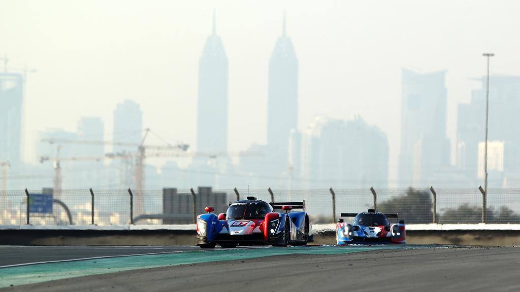 3x3 LMP Prototype Race Dubai 18