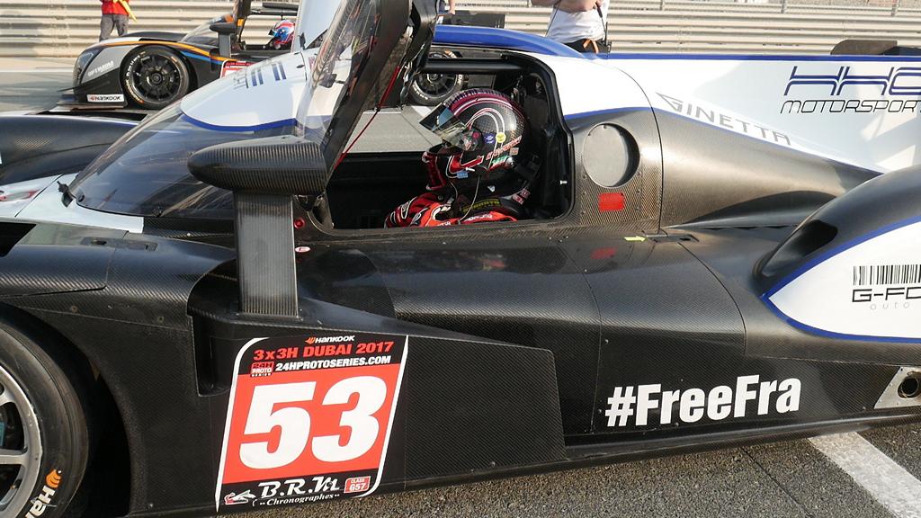 3x3 LMP Prototype Race Dubai 7