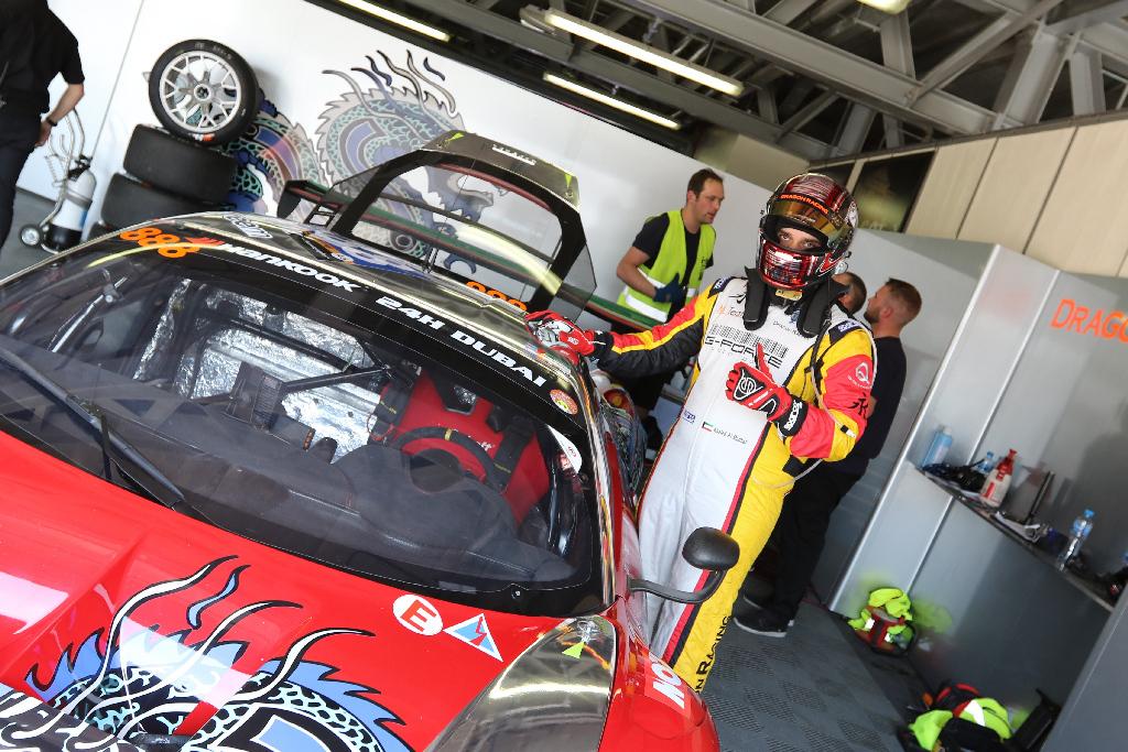 Dubai 24H 2016 Dragon Racing Ferrari458 GT3 11