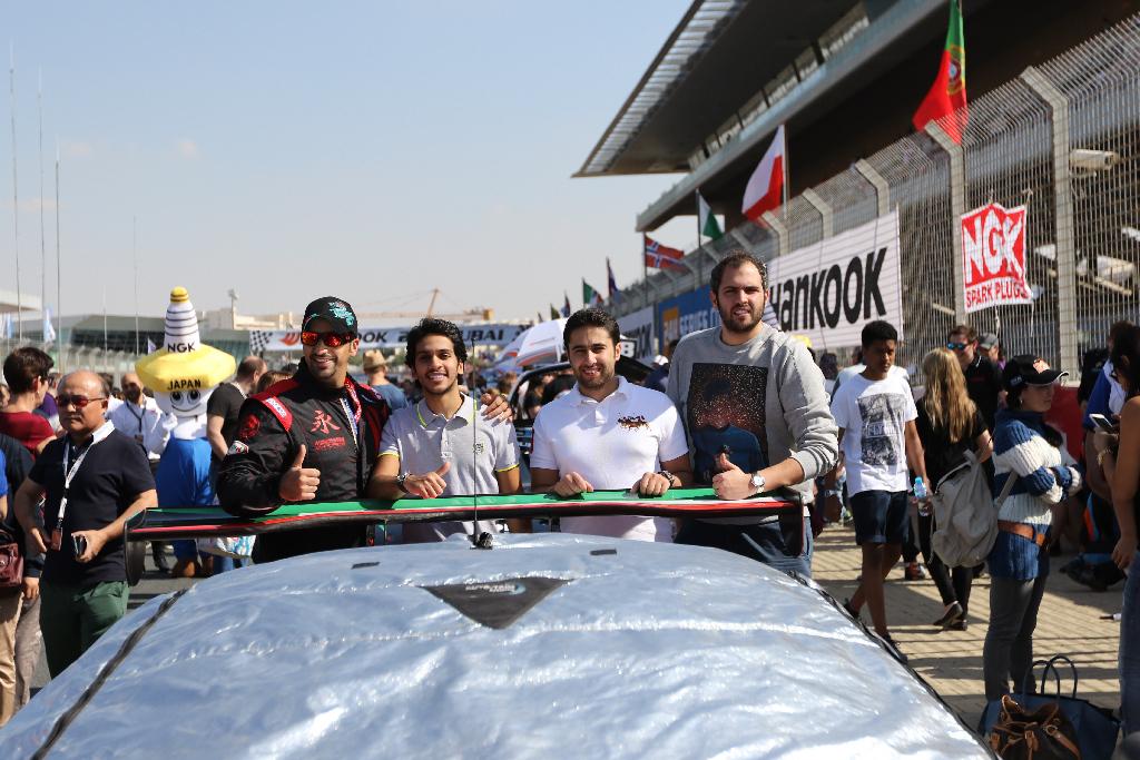 Dubai 24H 2016 Dragon Racing Ferrari458 GT3 14