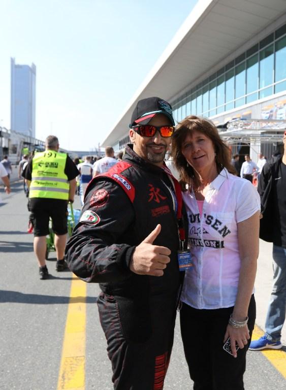 Dubai 24H 2016 Dragon Racing Ferrari458 GT3 31