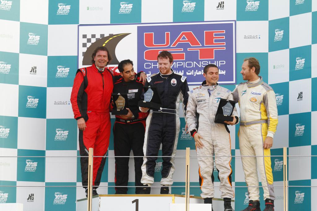 GT Cup UAE -2010-11-12-16