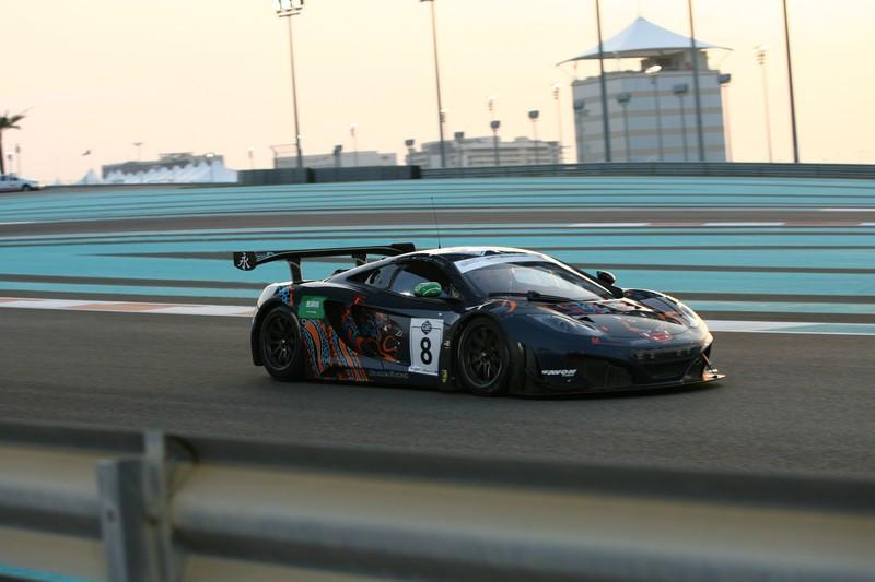 Gulf 12H McLaren GT3 2013-16