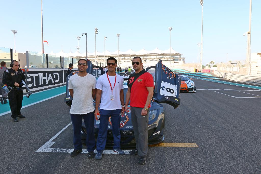 Gulf 12H McLaren GT3 2013-25