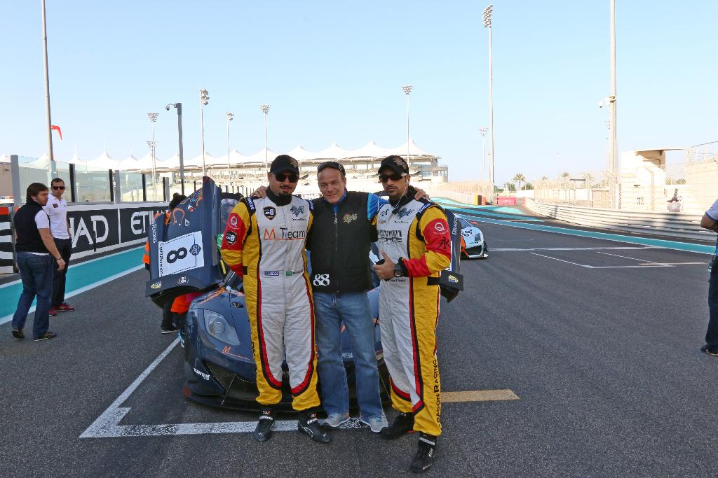 Gulf 12H McLaren GT3 2013-26