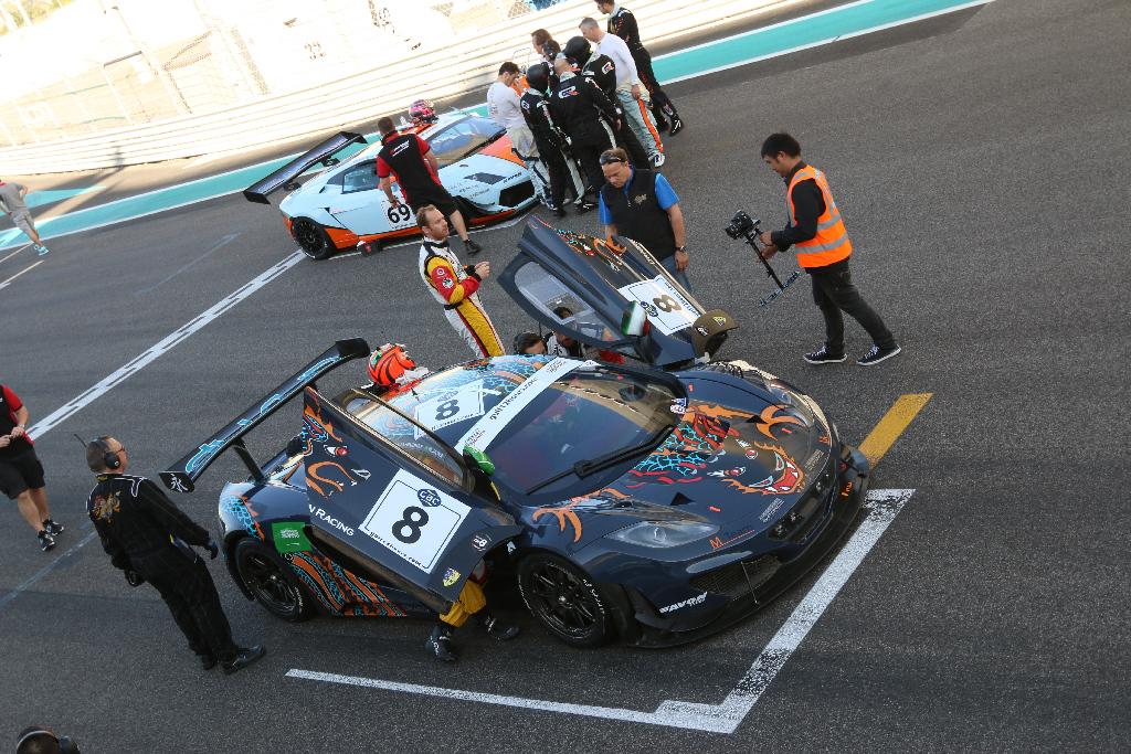 Gulf 12H McLaren GT3 2013-31