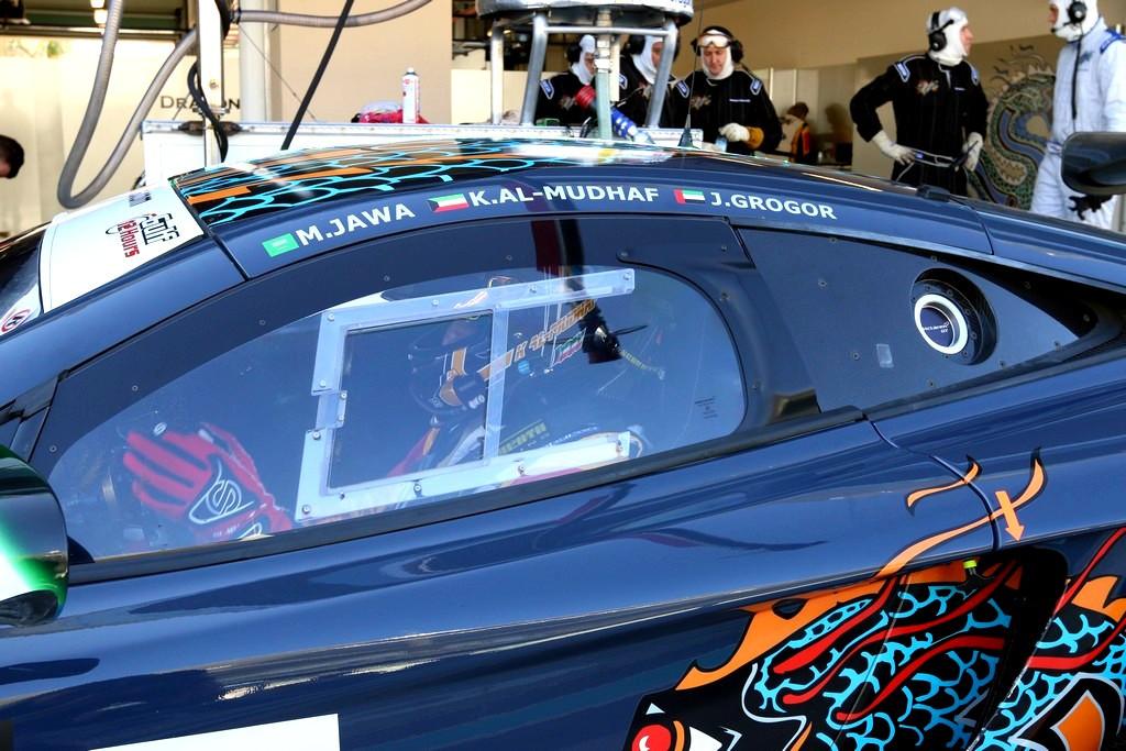 Gulf 12H McLaren GT3 2013-4