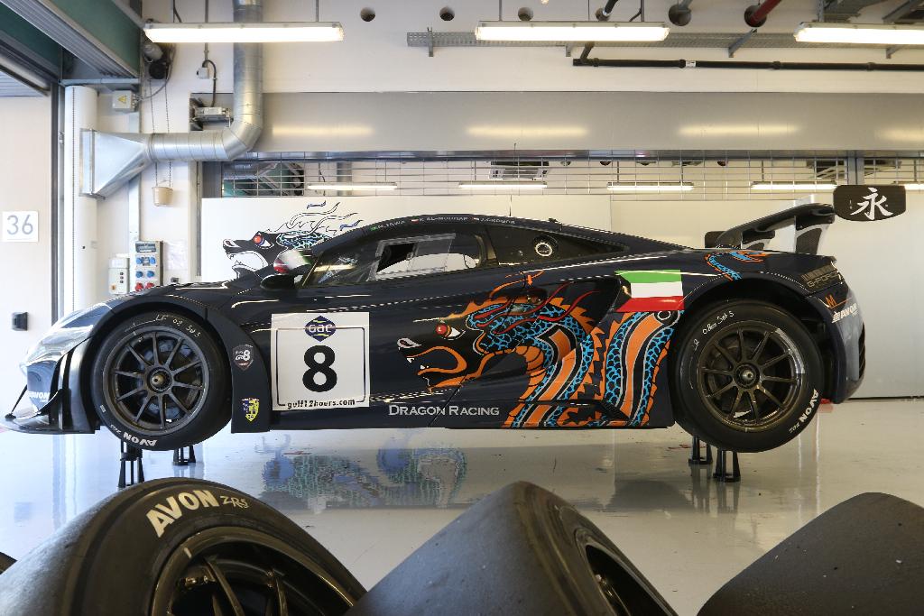 Gulf 12H McLaren GT3 2013-40