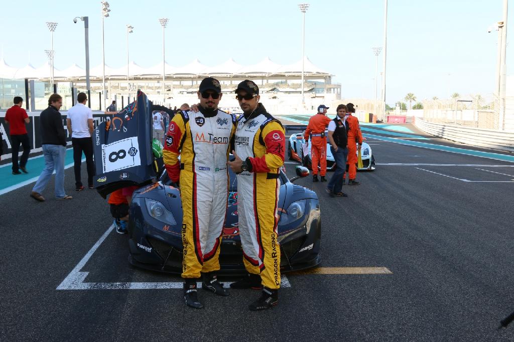 Gulf 12H McLaren GT3 2013-47