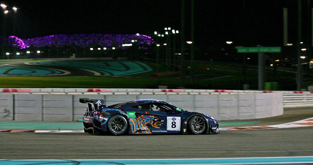 Gulf 12H McLaren GT3 2013-51