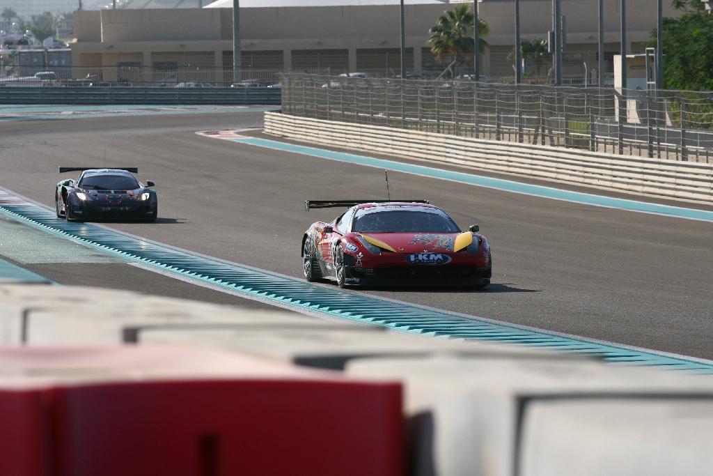 Gulf 12H McLaren GT3 2013-55
