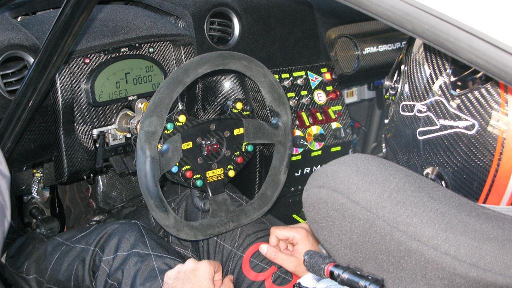 Nissan NISMO GT3 test Portimao 2012-20