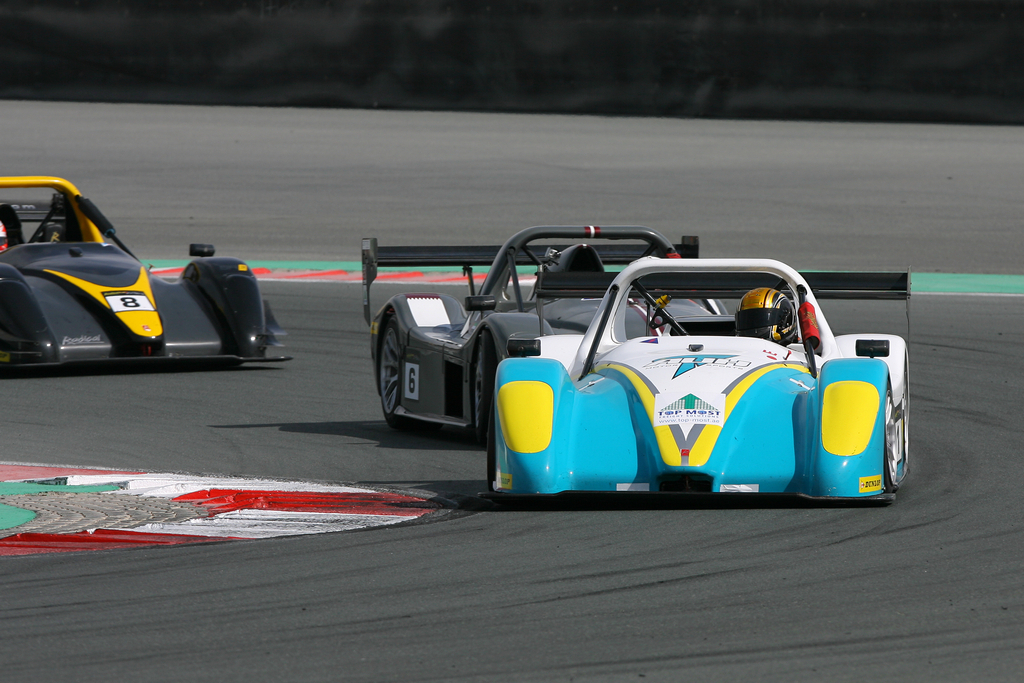 Radical SR3 UAE -2010-11-12-14