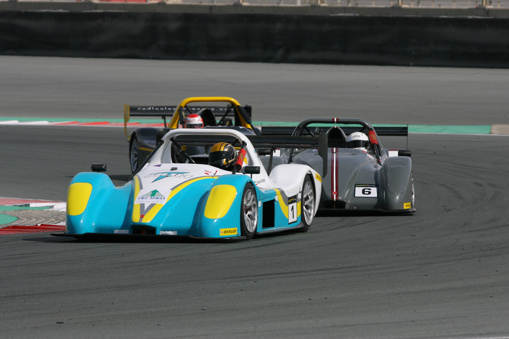 Radical SR3 UAE -2010-11-12-15