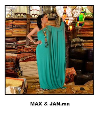 Max & Jan: From Morocco to Riyadh Fashion Days - ماكس & جان
