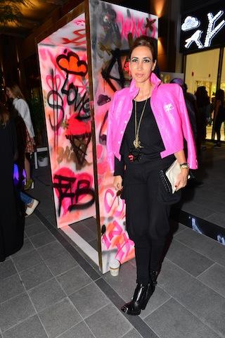 Nadine Kanso of Bil Arabi