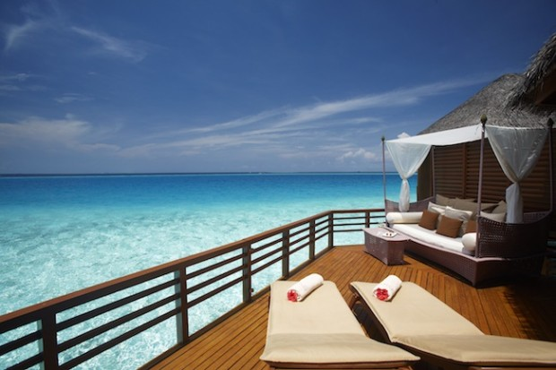Baros Maldives Resort Private Pool Villa