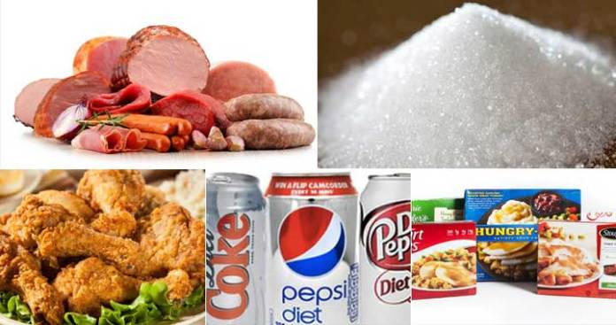 5 Unhealthy Food That You Should Avoid