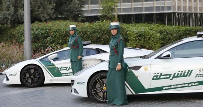 Lamborghini Aventador Added to the Super Police Cars of Dubai
