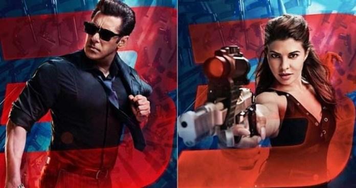 Salman Khan & Jacqueline Fernandez first look from Race 3 is Out