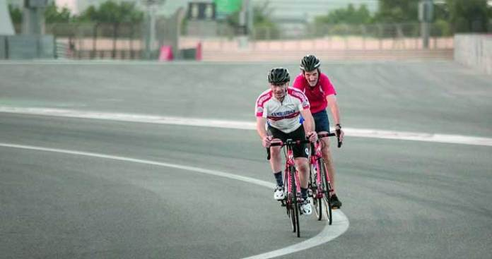 UAE Mega Cycling Tour from 2019