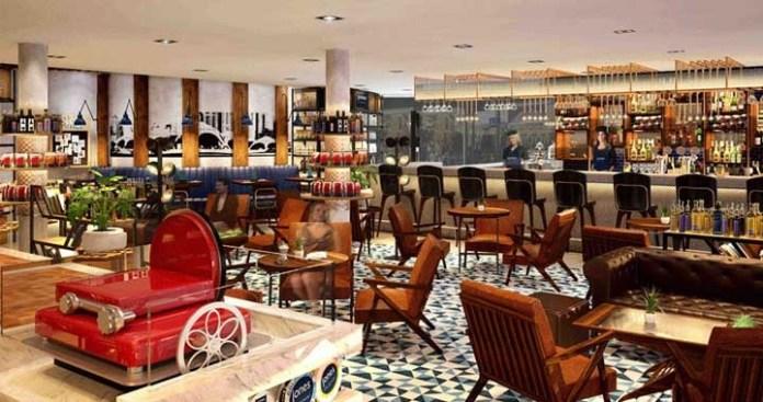 Chef Izu Ani Opens new Emirates Golf Club Restaurant