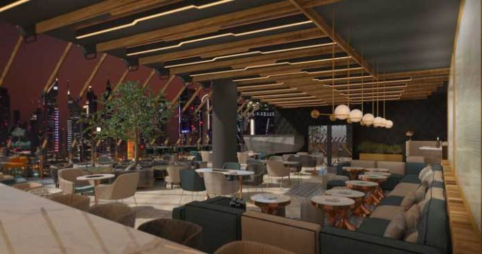 Seven Sisters Launches new Restaurant in Dubai at the JW Marriott Marquis