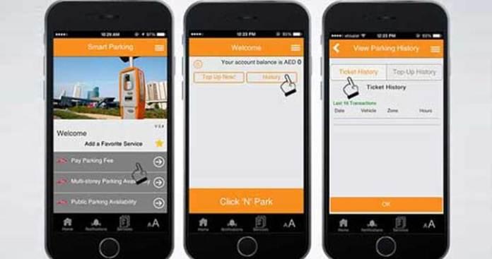 Dubai Students' Smart Parking App wins Company of the Year Award