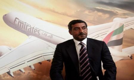 Emirates Airline Chief Downplays Etihad Airways Merger Talk