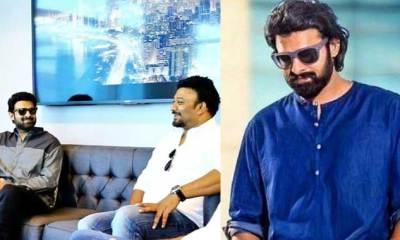 Indian movie Saaho starts Shooting in Abu Dhabi