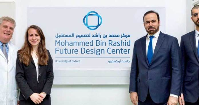 Mohammed bin Rashid Centre for Future Research opens at Oxford University