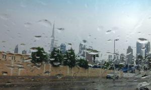 Rainy Clouds Expected on UAE as 'Mekunu' Weakens