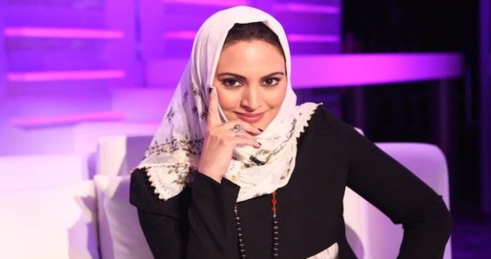 Saudi Woman stirs Debate after Being Told to Cover Face