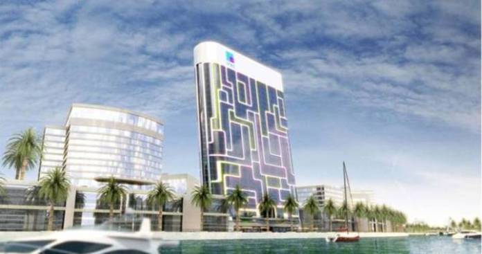 Dubai's new iPod building inspired by Apple's iPod