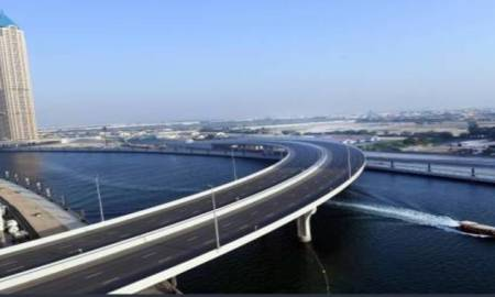 New Dubai Road of Business Bay Opens on Friday, June 8