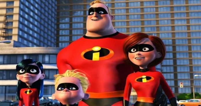 Saudi Arabia's first Disney Film Screening 'Incredibles 2'