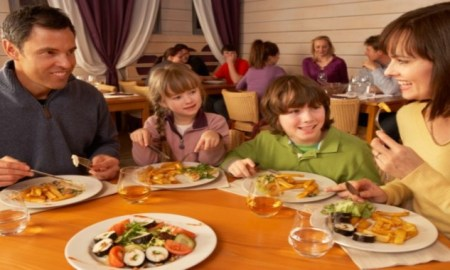 Armani Hotel Dubai Offering Free Meals for Kids Under 10