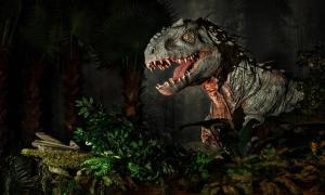 Barasti Launches Dinosaur Themed Summer Tent with Live Entertainment